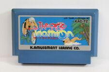 The Triathron FC Nintendo Famicom NES Japan Import US Seller F1689