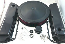 SB Ford SBF Black Engine Dress Up Kit  W/ Washable Element  260 289 302 351W