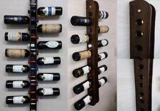 Porta bottiglie cantina a muro parete cantinetta per bottiglia vino rastrelliera