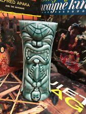 Ku Kaili Moku Jade Green Tiki Mug designed by Thor & Tiki farm