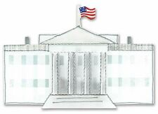 Sizzix Bigz White House die #A10909 Retail $19.99 Retired, SO FUN!!