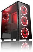 ULTRA FAST Gaming PC Intel Quad Core i7 16GB Ram 1TB HDD + 2GB GT710 HDMI Win 10