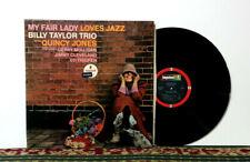 Billy Taylor Trio, Quincy Jones – My Fair Lady Loves Jazz, LP 1972 - NM Vinyl