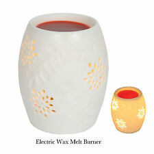 VILLAGE CANDLE Electric Wax Melt Tart Burner Warmer Suitable for Wax and Oils