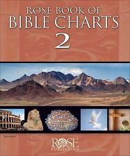 Rose-Rose Book Of Bible Charts Vol 2  (UK IMPORT)  BOOK NEW