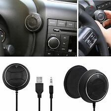 Bluetooth 3.5mm Audio Stereo Receiver NFC Car AUX Speaker Handsfree Adapter Mic