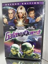 Galaxy Quest (Dvd, 2009, Deluxe Edition) Brand New Sealed!