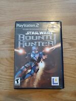 Star Wars: Bounty Hunter (Sony PlayStation 2, 2002) PS2 Black Label