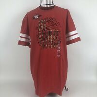 ECKO Fine Tuned Limited Edition Mens Shirt XL Weekend Warrior Indian Skull NEW