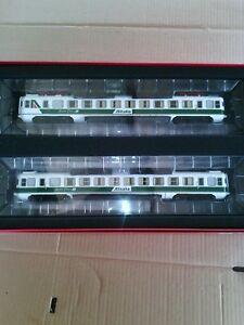 Rivarossi ho HR 2353 ale601.067 le601.011 Alitalia nuova fuori catalogo rara