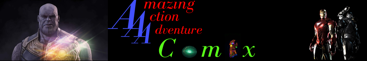 Amazing Action & Adventure Comix