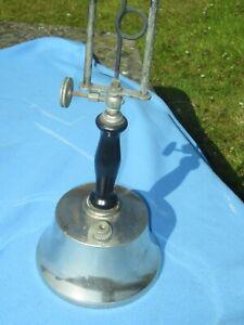 Glorilite Lamp Pressure Lamp 1920s English Like Tilley Lamp