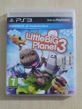 LITTLE BIG PLANET 3 PS3 ITALIANO  PLAYSTATION 3 COMPLETO COME NUOVO
