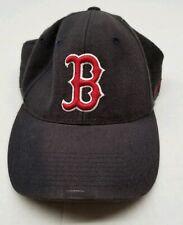 Vintage Nike Wool Boston Red Sox Adjustable Team Hat Navy Red