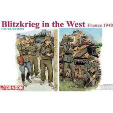 Dragon DRA6347 Blitzkrieg à l'Ouest (France 1940) 1/35 scale plastic model kit