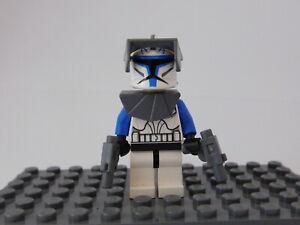 Lego® Star Wars Captain Rex Figur sw0194 im guten Zustand aus 7675