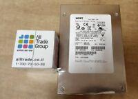 "Hitachi  200GB SLC 3.5"" SSD HUSSL4020ALF400 PN 0B249432 /0B24942  No caddy"