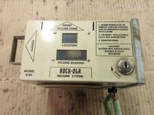Rockola Rock-Ola Model 2181 Income Reading System Unit L13