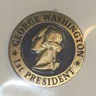 GEORGE WASHINGTON commemorative LW BRISTOL CLASSICS President Lapel Pin/Hat Tac