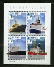 GUINEA BISSAU  2019 ICE BREAKERS SHEET  MINT NH