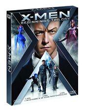X-MEN BEGINNINGS TRILOGY - L'INIZIO/GIORNI DI UN FUTURO PASSATO/APOCALISSE(3DVD)