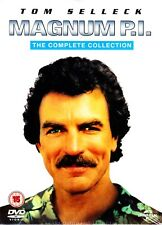 MAGNUM P.I. THE COMPLETE COLLECTION SEASONS 1 2 3 4 5 6 7 8 DVD BOXSET 1-8 R4