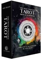Wild Unknown Tarot Deck and Guidebook, Cards by Krans, Kim, Like New Used, Fr...