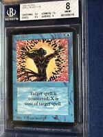 MTG ALPHA Spell Blast C B  9.5, 9, 8.5 BGS 8 NM-MT 1993