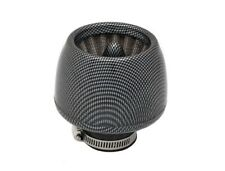 Performance Air Filter Carbon Fiber 35mm for Scooters Mopeds Atvs Go Karts