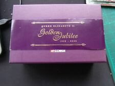 CORGI 1:72 OPEN TOP TRAM QUEEN ELIZABETH II 1952-2002 GOLDEN JUBILEE - CC25206