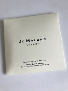 Jo Malone English Pear & Ferries Perfume Solid Scent Refill 3g - Brand New