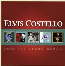 Elvis Costello - Original Album Series (2012)  5CD Box Set  NEW  SPEEDYPOST
