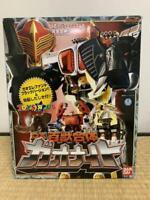 DX Gao Knight Megazord Power Rangers Wild Force Gaoranger Hyakuju Sentai