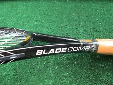 Tennis NEW Wilson Blade Comp Tennis Racket 4 1/2 Grip Still Wrapped in Plastic