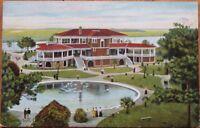 Thunderbolt/Savannah, GA - 1910 Postcard: The Casino - Georgia