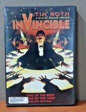 Invincible  (DVD)  LIKE NEW