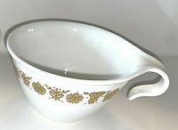 Vintage CORELLE  GOLD BUTTERFLY COFFEE CUPS Free Shipping