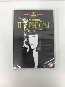 The Crying Game - DVD - Stephen Rea - 1992 - Brand New & Factory Sealed