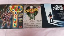 Rock 'n' roll vinyl-schallplatten