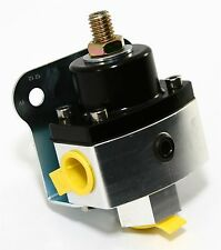 Billet Aluminum Fuel Pressure Regulator 5-12 PSI for Carbureted Applications