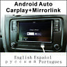 Android Auto CarPlay 6.5'' MIB RCD330 NoName 187B For VW Golf Jetta Tiguan