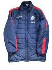 Scotland Rugby Union Padded Jacket Macron Mens XXL 2XL