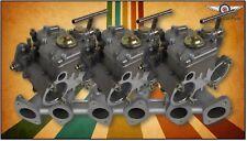 Datsun 240Z 260Z 280Z Triple 45 FAJS DCOE (Weber Copy) Sidedraft Carburettor Kit