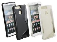 Ultra Fino Funda de GEL PARA HUAWEI ASCEND P9 Smartphone