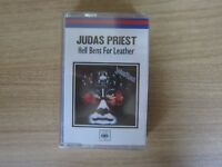 Judas Priest - Hell Bent for Leather Korea Factory Sealed Cassette Tape
