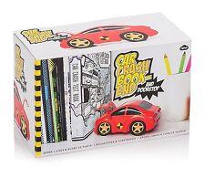 NPW Gift Crash Dummy Door Stop / Book End - Car Crash