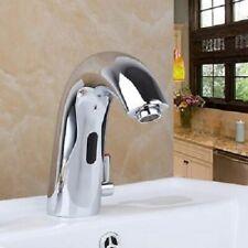 Arc Fría & Caliente Mezclador Grifo de Sensor automático Touchless 1 Mango baño cuenca grifos