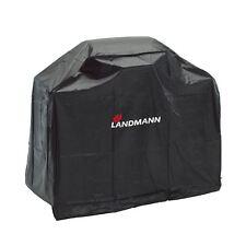 Landmann Basic Black BBQ Barbecue PVC Protective Cover - 120 x 103 x 50cm