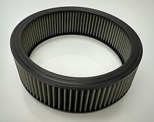 "14""x5"" Racing Filter {Replaces K&N E-3760} Free Priority Shipping all 50 States"
