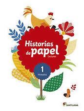(15).LECTURAS 1ºPRIM.(HISTORIAS DE PAPEL). ENVÍO URGENTE (ESPAÑA)